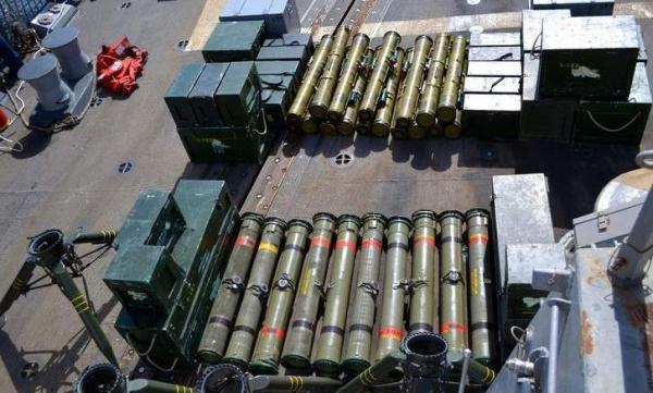 &#34ميديا بارت&#34 الفرنسي: الحوثيون يتلقون شحنات أسلحة من قطر