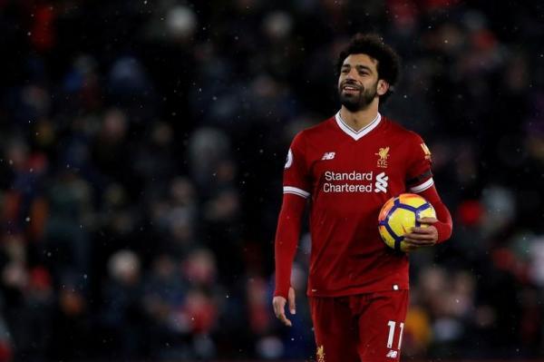 مدرب ليفربول: صلاح المصري في طريقه للوصول إلى مستوى ميسي