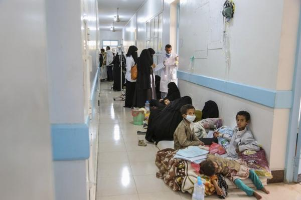 وكالة أمريكية تكشف كيف استثمرت مليشيا الحوثي وباء الكوليرا في عرقلتها جهود جماعات الإغاثة