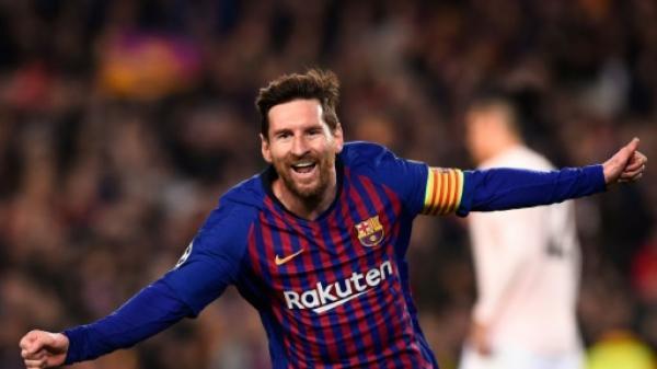 ميسي يحذر برشلونة.. &#34خمس دقائق سيئة قد تؤدي الى إقصائنا&#34