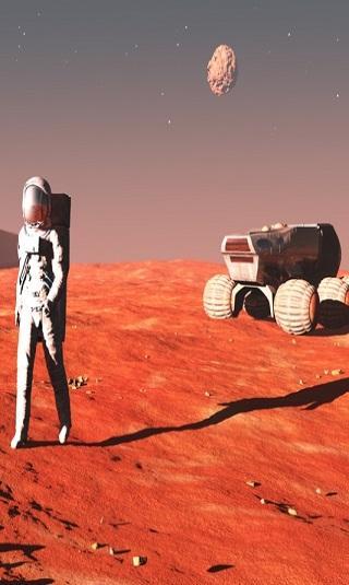 المريخ.. كشف &#34تاريخي&#34 على طريق البحث عن حياة