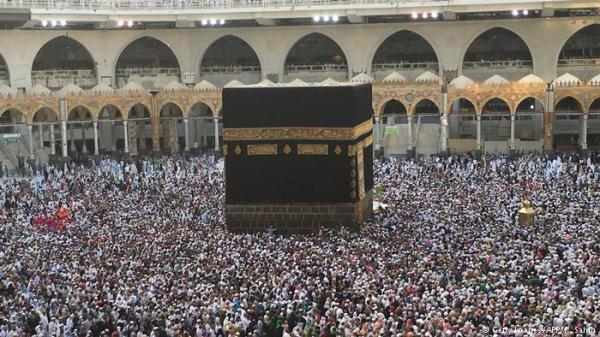 انتحار وافد رمى بنفسه من سطح المسجد الحرام بمكة