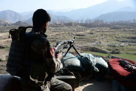 قتلى وجرحى في تفجير استهدف تجمعا لمقاتلي طالبان بأفغانستان