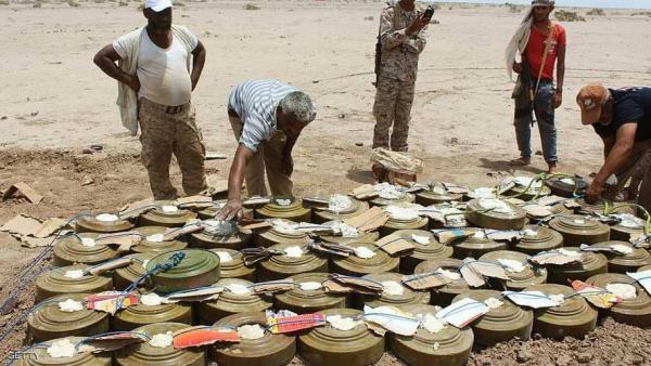 استشهاد أربعة مواطنين بانفجار لغم زرعه الحوثيون في مديرية التحيتا بالحديدة