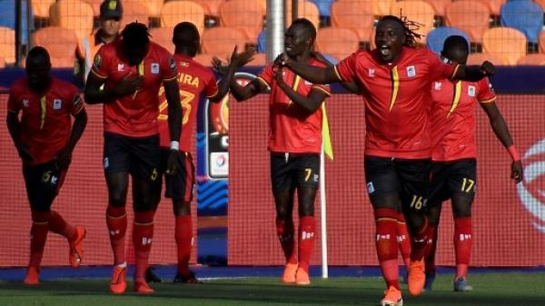 أمم إفريقيا 2019: أوغندا تفاجئ الكونغو الديموقراطية وتتصدر أمام مصر