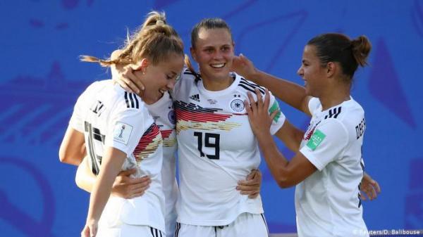 مونديال السيدات: ألمانيا أول المتأهلين إلى ربع النهائي