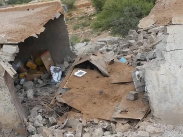 الضالع.. إصابة 3 أطفال وشقيقتهم بقصف حوثي استهدف قرية القفلة بقعطبة