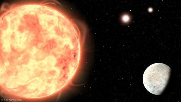 """""""ناسا"""" تعلن اكتشاف كوكب عملاق خارج مجموعتنا الشمسية"""