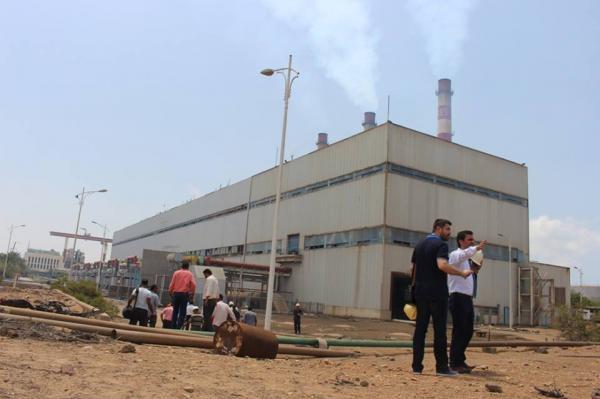 وصول كميات من الوقود إلى محطات توليد الكهرباء بعدن