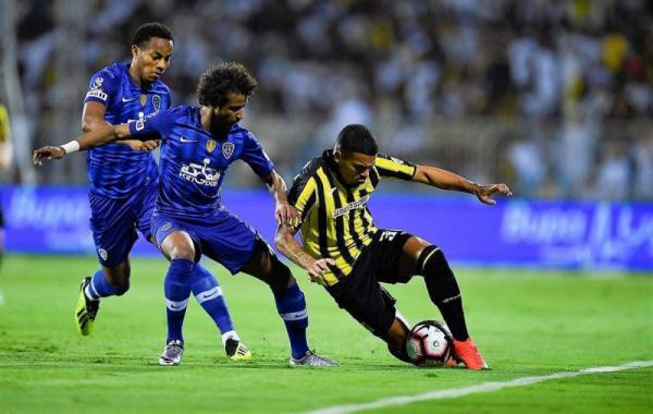 موقعة سعودية بين الاتحاد والهلال في دوري أبطال آسيا