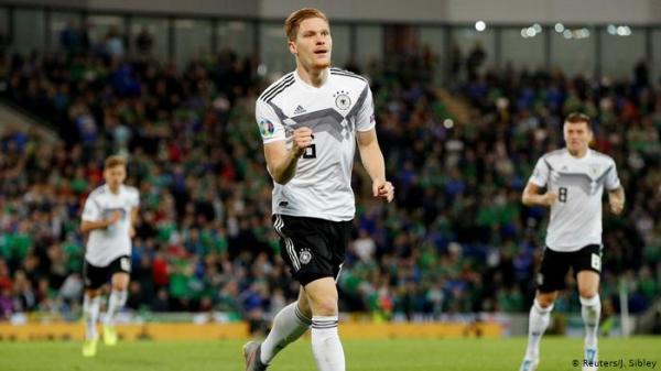 ألمانيا تستعيد توازنها بعد تغلبها على إيرلندا الشمالية