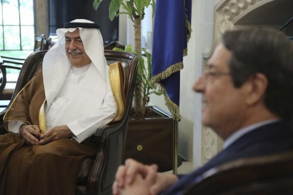 السعودية تنضم إلى دائرة الدول التي تدعم حقوق قبرص في الدفاع عن سيادتها