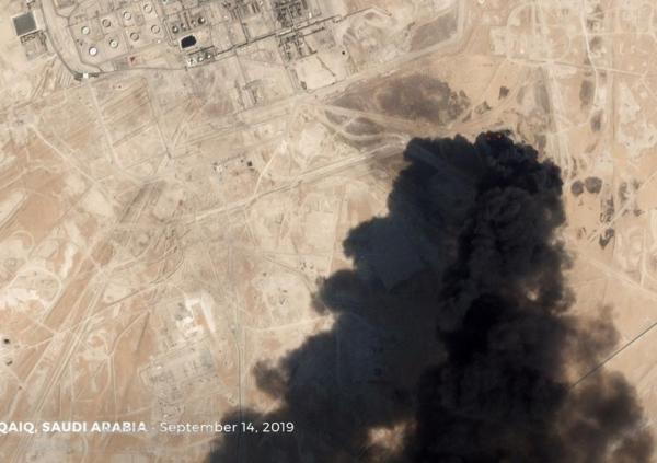 مسؤول أمريكي كبير: الهجوم على منشأتي النفط بالسعودية جاء من ناحية إيران
