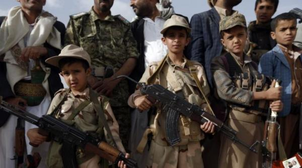 تحالف رصد يقرع ناقوس الخطر: ثلث قوام مقاتلي الحوثي من الأطفال يتعرض الآلاف منهم لانتهاكات جسدية ونفسية