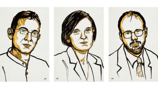 جائزة نوبل للاقتصاد من نصيب الفرنسية-الأمريكية إستر دوفلو والأمريكيين أبهيجيت بانيرجي ومايكل كريمر