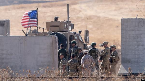 """ضباط أمريكيون شاركوا قتال """"داعش"""" مع الأكراد: نشعر """"بالخجل للتخلي عنهم"""""""
