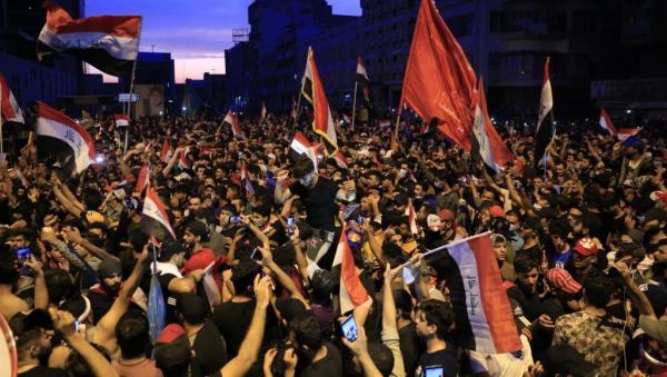 واشنطن تفرض عقوبات على مسؤولين عراقيين مرتبطين بإيران قمعوا المتظاهرين