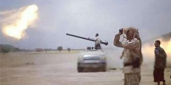 مقتل 12 حوثياً وإسقاط طائرة مسيّرة للمليشيا بالضالع