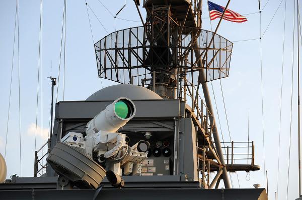 القوات الأمريكية: سواحل اليمن منطقة ساخنة لاستخدام أنظمة الليزر الهجومية والدفاعية