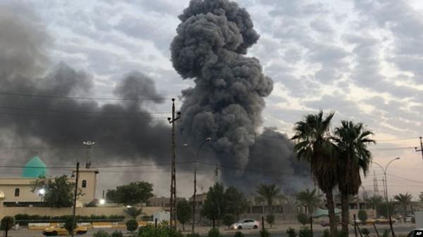 العراق: تخبط بين قيادات الحشد الشعبي بعد الرد الأمريكي