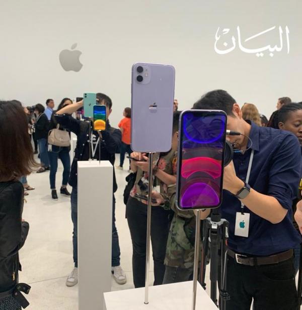 آبل تطلق هاتف آيفون 11 بمميزات خيالية