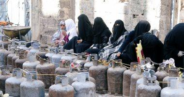 المليشيات تنعش أسواق الغاز السوداء وأسعارها تتجاوز 15 ألفاً للأسطوانة