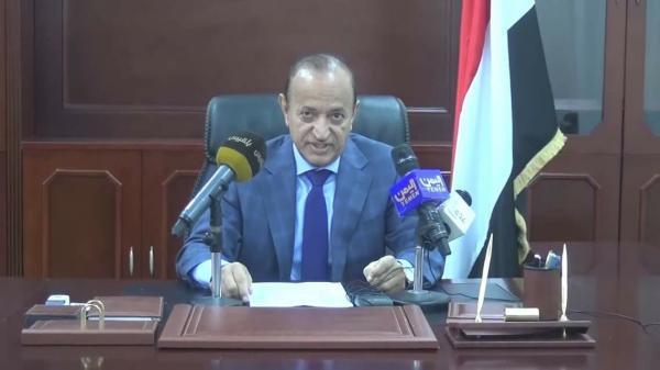 محافظ تعز: إنهاء حصار المدينة اختبار لجدية الحوثيين